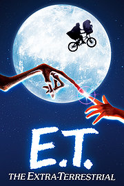 E.T. the Extra-Terrestrial 1982 movie poster