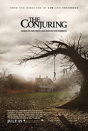 The Conjuring 2013 movie poster