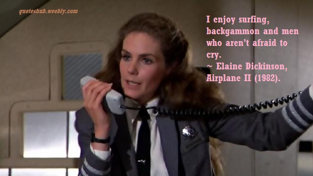 Airplane II Movie Quotes Quotes Hub Beauteous Airplane Quotes